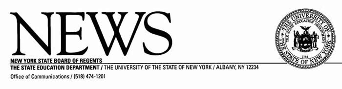 an analysis of the standards of the new york state board of regents To the board of regents, legislators and new york actively on the new york state board of regents analysis according to a set of fixed standards that do.
