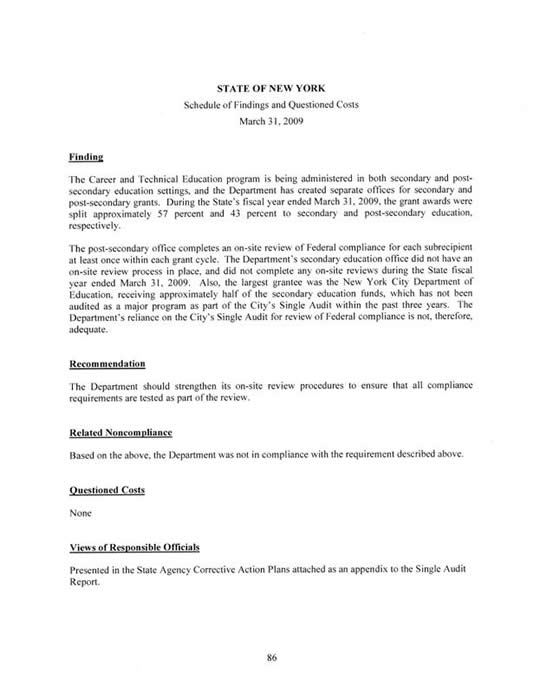 Meeting of the Board of Regents March 2010 – Sample Career Action Plan